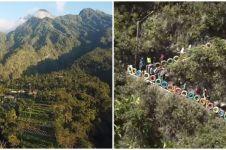 10 Potret dusun tertinggi di Jawa Tengah, hanya dihuni 12 keluarga