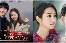 5 Drama Korea psikopat jatuh cinta, bikin tegang sekaligus baper