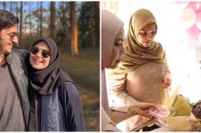 9 Potret ulang tahun Vebby Palwinta ke-24, penuh kejutan