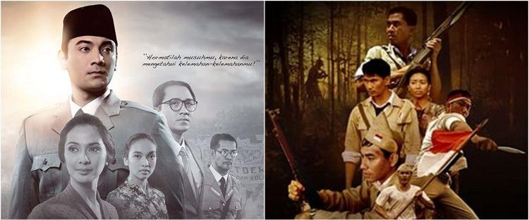 7 Film perjuangan kemerdekaan, cocok ditonton saat 17 Agustus