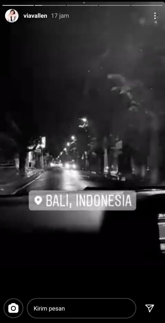 Via liburan ke Bali instagram
