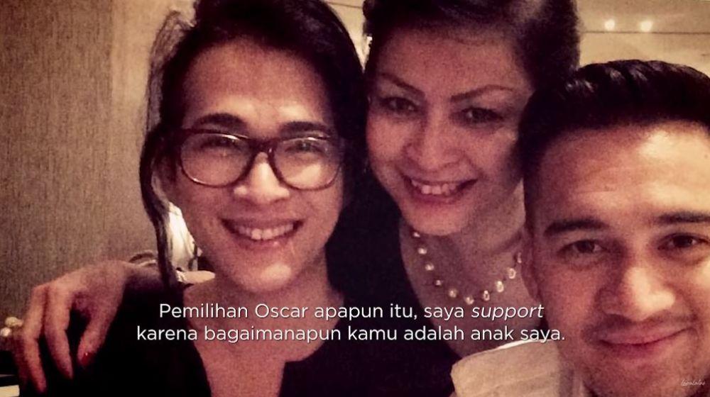 curahan hati ibunda Oscar YouTube