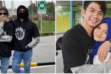 9 Momen Rizki & Ridho D'Academy pulang kampung, penuh kehangatan