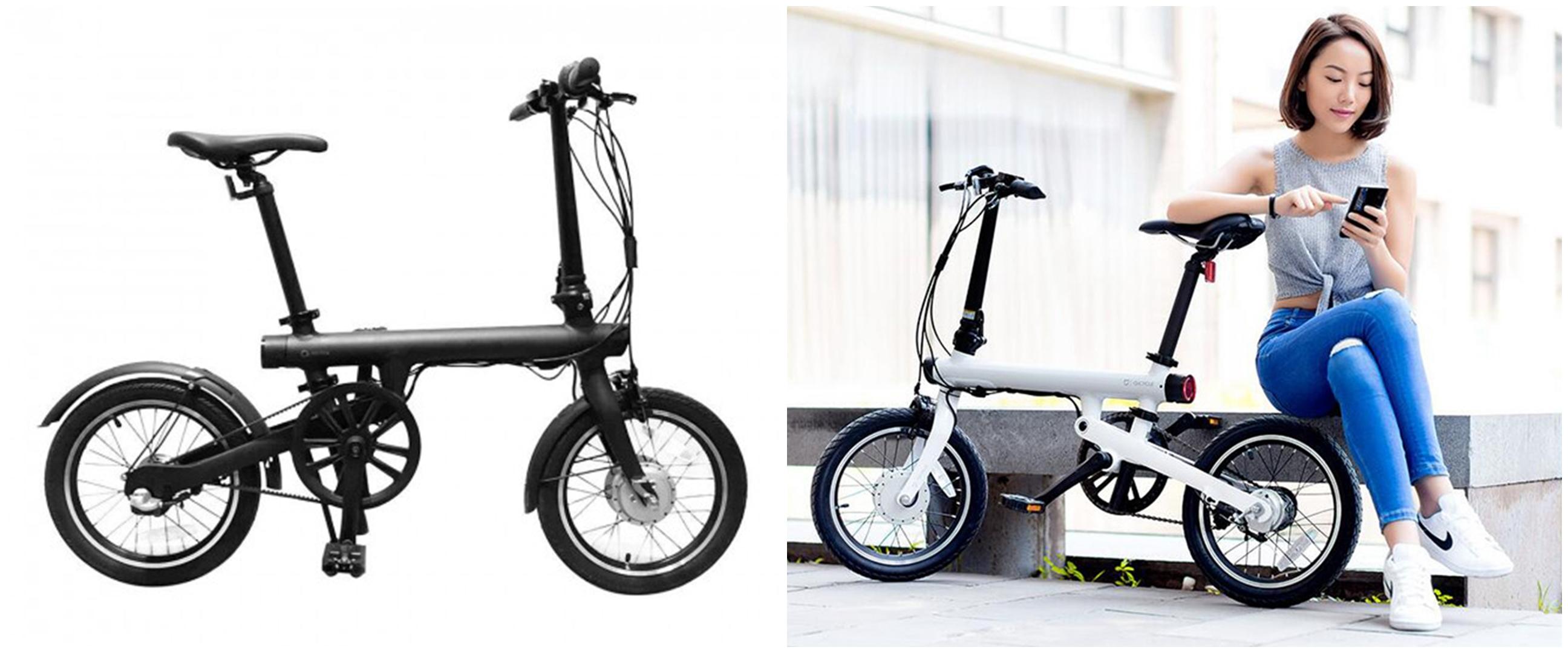 Harga sepeda listrik Xiaomi QiCycle dan spesifikasi, keren dan andal