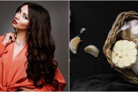5 Cara menggunakan bawang putih untuk menyuburkan rambut