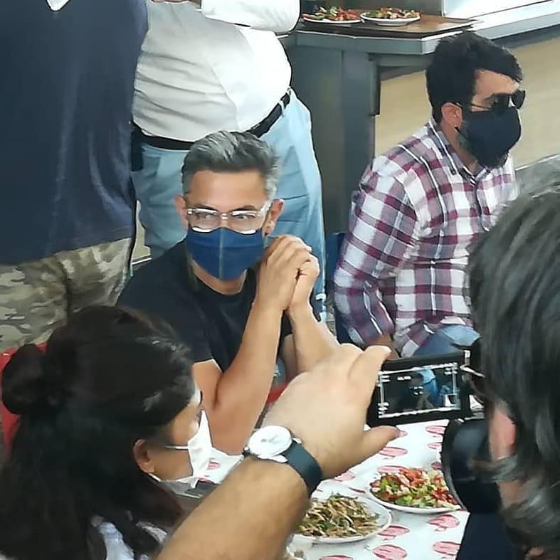 momen Aamir Khan di Turki yang jadi sorotan © 2020 brilio.net