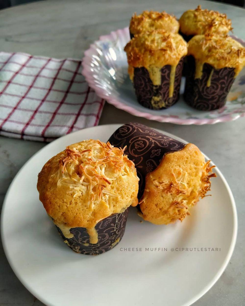10 Resep Muffin Cake Lezat Berbagai Bahan Dan Mudah Dibuat Br