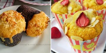10 Resep muffin cake, lezat, berbagai bahan dan mudah dibuat