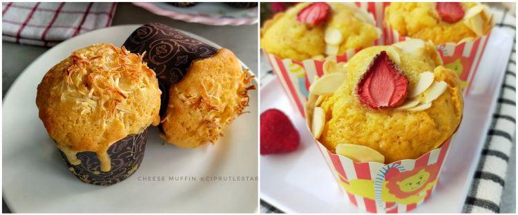10 Resep Muffin Cake Lezat Berbagai Bahan Dan Mudah Dibuat