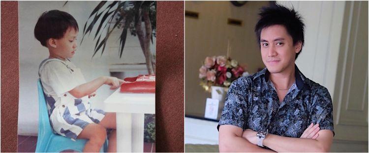 8 Potret transformasi Kevin Aprilio, kini dengan gaya rambut baru