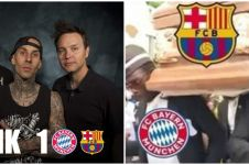 9 Meme lucu Barcelona kalah dari Bayern Munchen ini nyindir banget