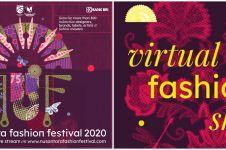 Nusantara Fashion Festival 2020 tampilkan 75 karya fashion anak negeri