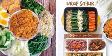8 Resep urap sayur, sedap, mudah dibuat, dan enak dicampur nasi