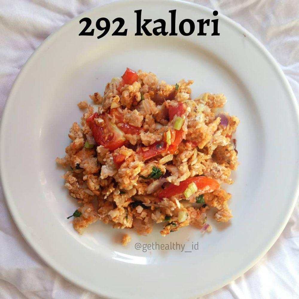 Resep camilan sehat saat diet © 2020 brilio.net