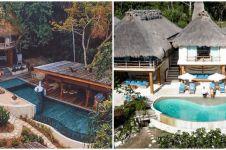 9 Potret resort Nihiwatu, tempat Rachel Vennya menginap