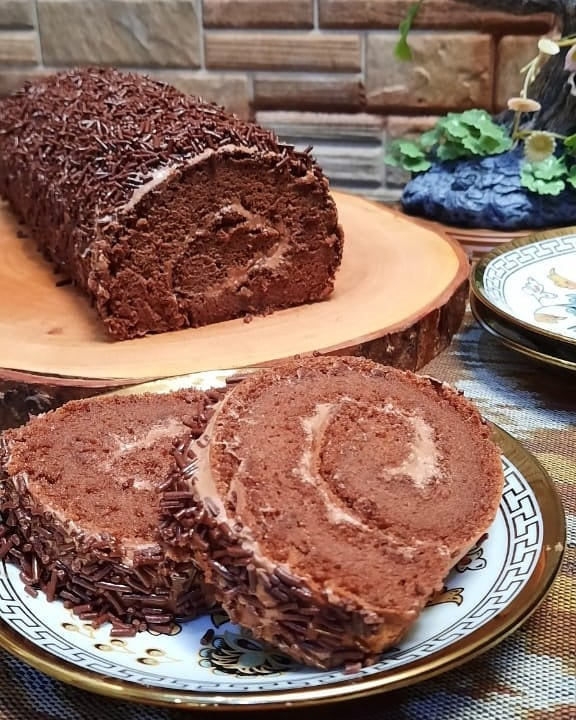 Resep roll cake berbagai sumber