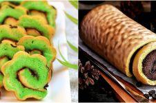 8 Resep roll cake, enak, lembut, sederhana dan mudah dibuat