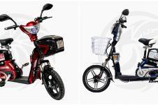 Harga sepeda listrik Indobike dan spesifikasi, modern dan keren