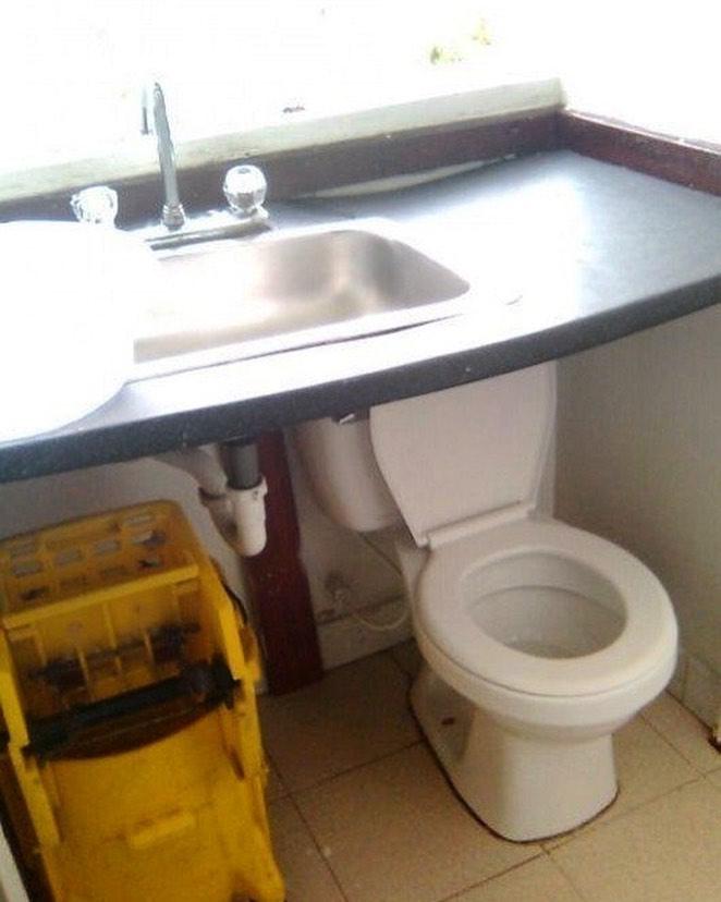 toilet ngumpet Instagram
