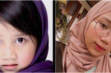Ulang tahun ke-16, begini 8 transformasi Zara anak Ridwan Kamil