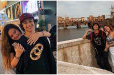 10 Kenangan manis Bastian Steel dan Shafa Harris semasa pacaran