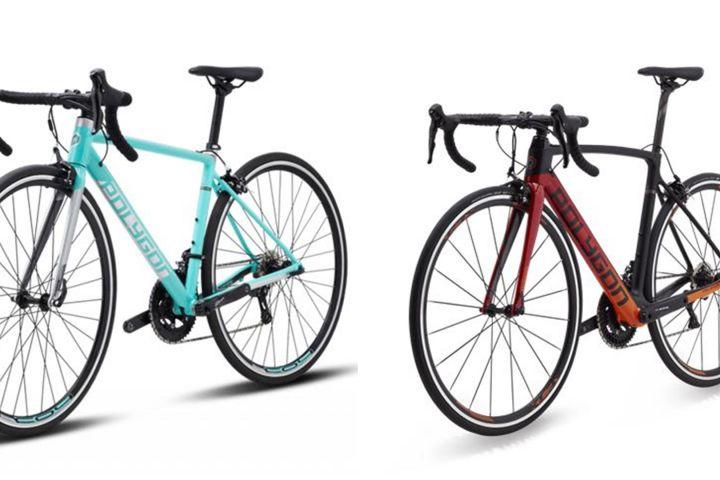 Harga sepeda balap Polygon Strattos dan spesifikasi, gesit dan andal