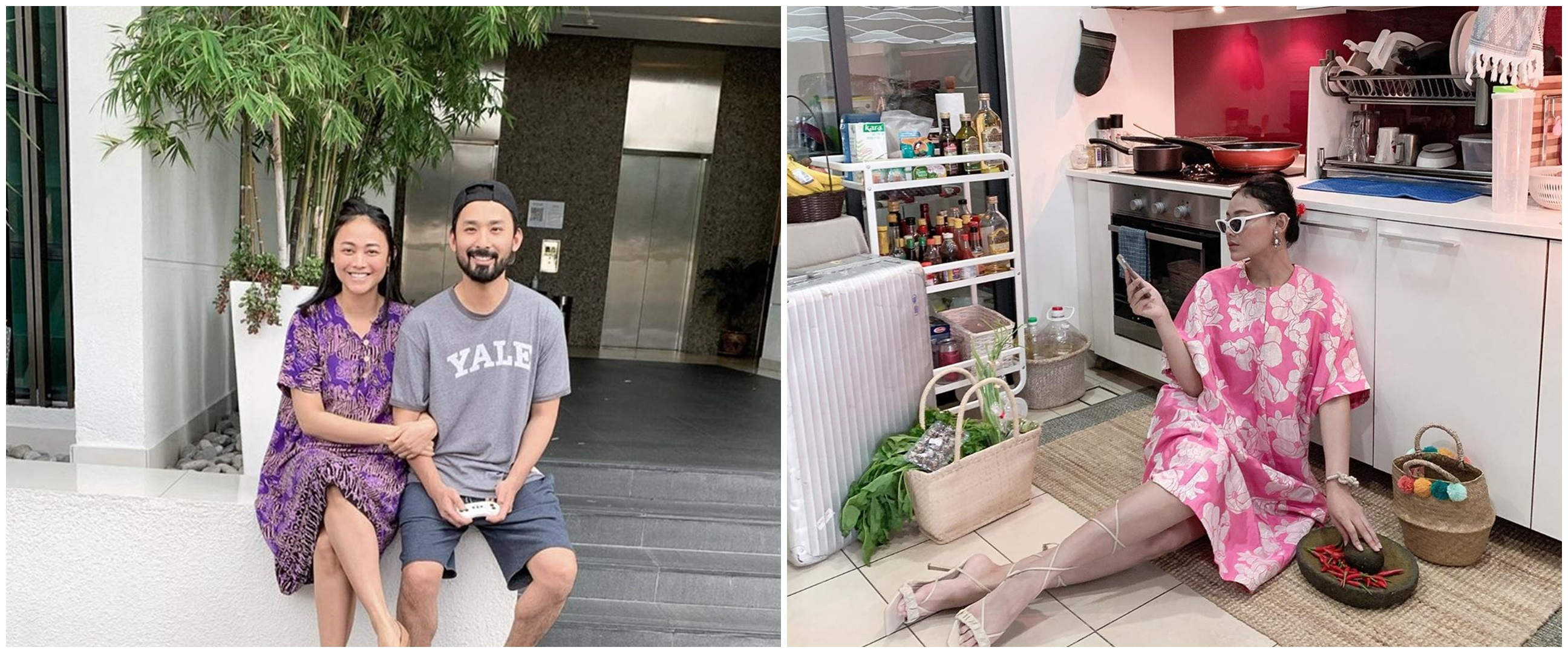 7 Potret apartemen Whulandary Herman di Malaysia, minimalis namun cozy