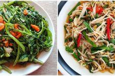 14 Resep sayur tumis sederhana, enak dan bikin nagih