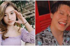 8 Momen perkenalan Amanda Caesa dan Rizky Febian, dijodohkan ortu