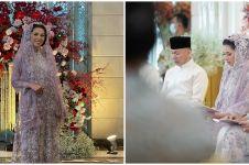 8 Momen pengajian pernikahan Vannya Istarinda, khidmat dan penuh haru