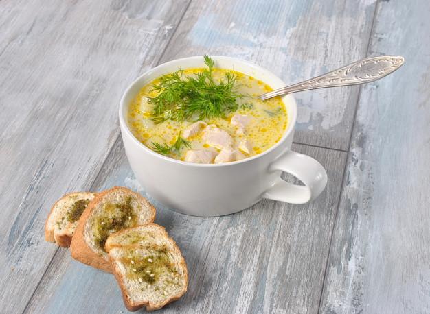 Resep cream soup berbagai sumber