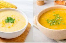 7 Resep cream soup yang enak, sehat, dan mudah dibuat