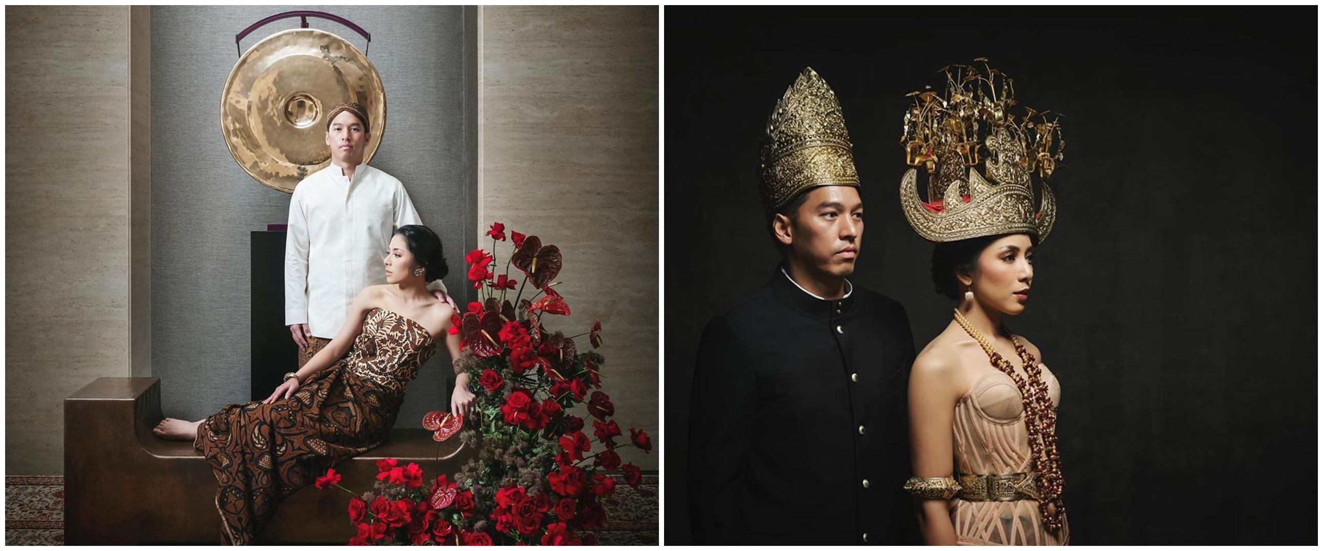 9 Momen after party pernikahan Vannya Istarinda & Arya Bakrie
