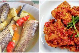 10 Resep olahan ikan gabus, mudah dibuat dan maknyus