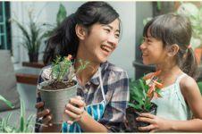 8 Manfaat berkebun di rumah bagi kesehatan, menurunkan berat badan