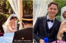 7 Momen pernikahan Reza Alisyahbana 'Cinta Karena Cinta' & Callysta