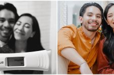 10 Momen bahagia Abel Cantika umumkan kehamilan anak pertama