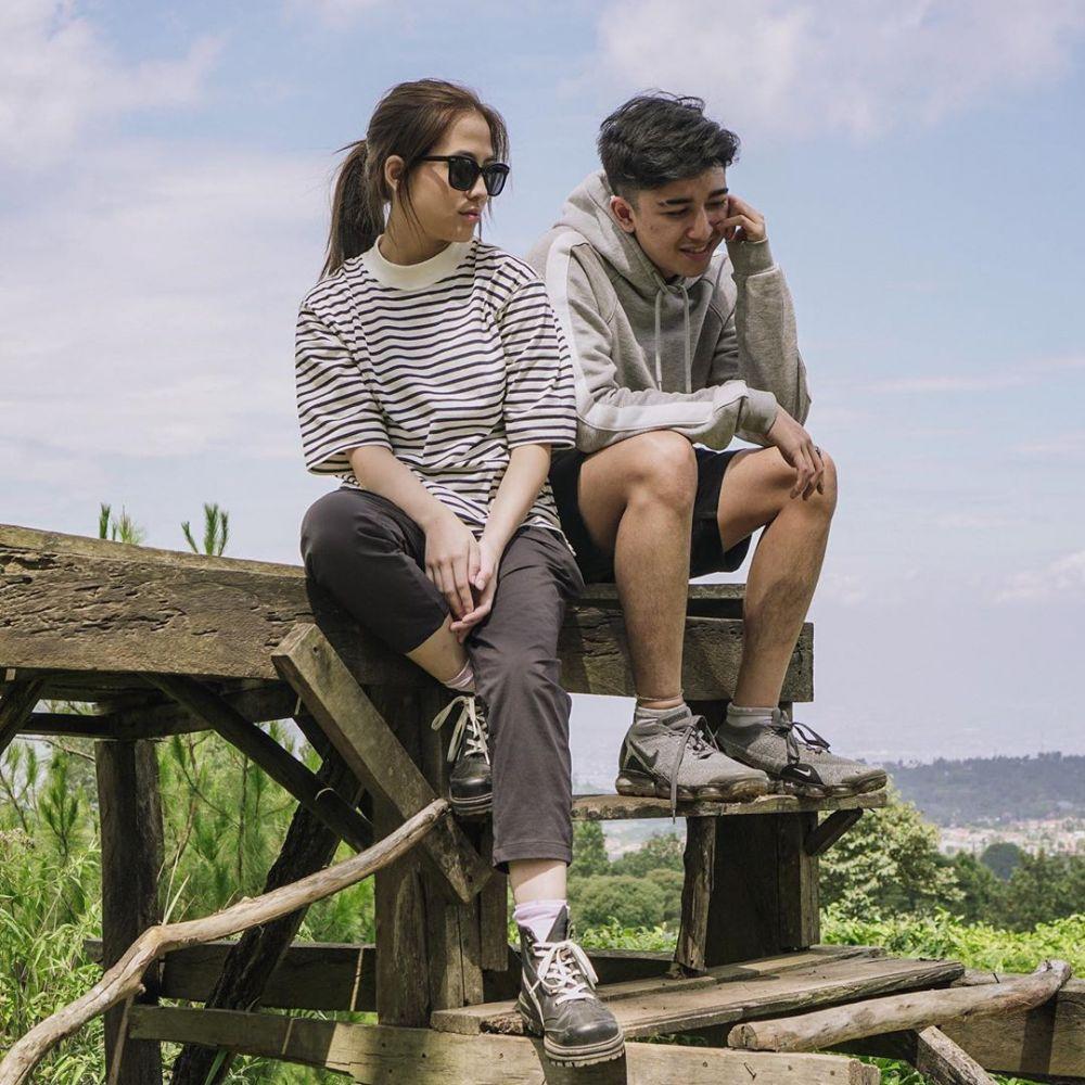 Adhisty Zara perjalanan cinta © 2020 brilio.net Instagram
