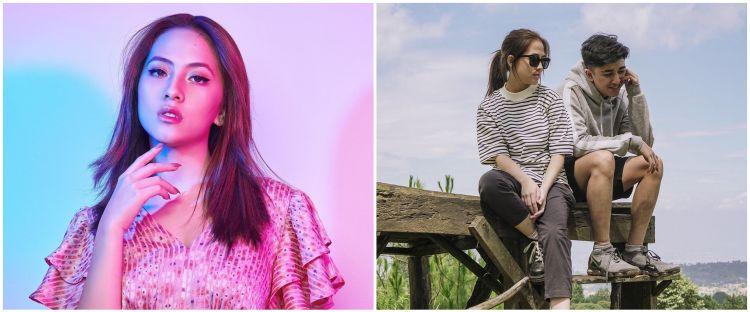 5 Fakta perjalanan cinta Adhisty Zara, pacaran sejak TK
