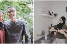 8 Penampakan apartemen YouTuber Gita Savitri di Jerman, minimalis