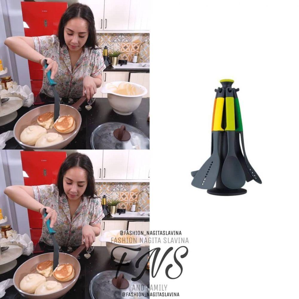 perabotan dapur Nagita Instagram