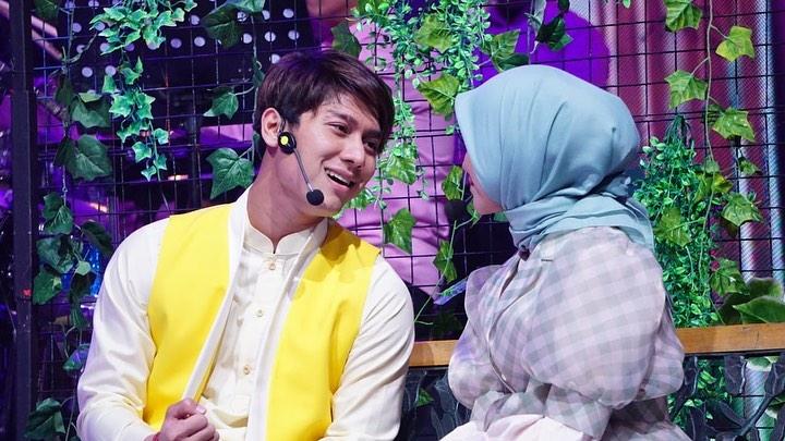 Momen Lesty Kejora & Rizky Billar di Konser Hijrah Cinta © 2020  Instagram