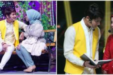10 Momen manis Lesty Kejora dan Rizky Billar di Konser Hijrah Cinta