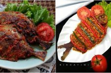 10 Resep olahan ikan bawal enak, gurih dan sedap