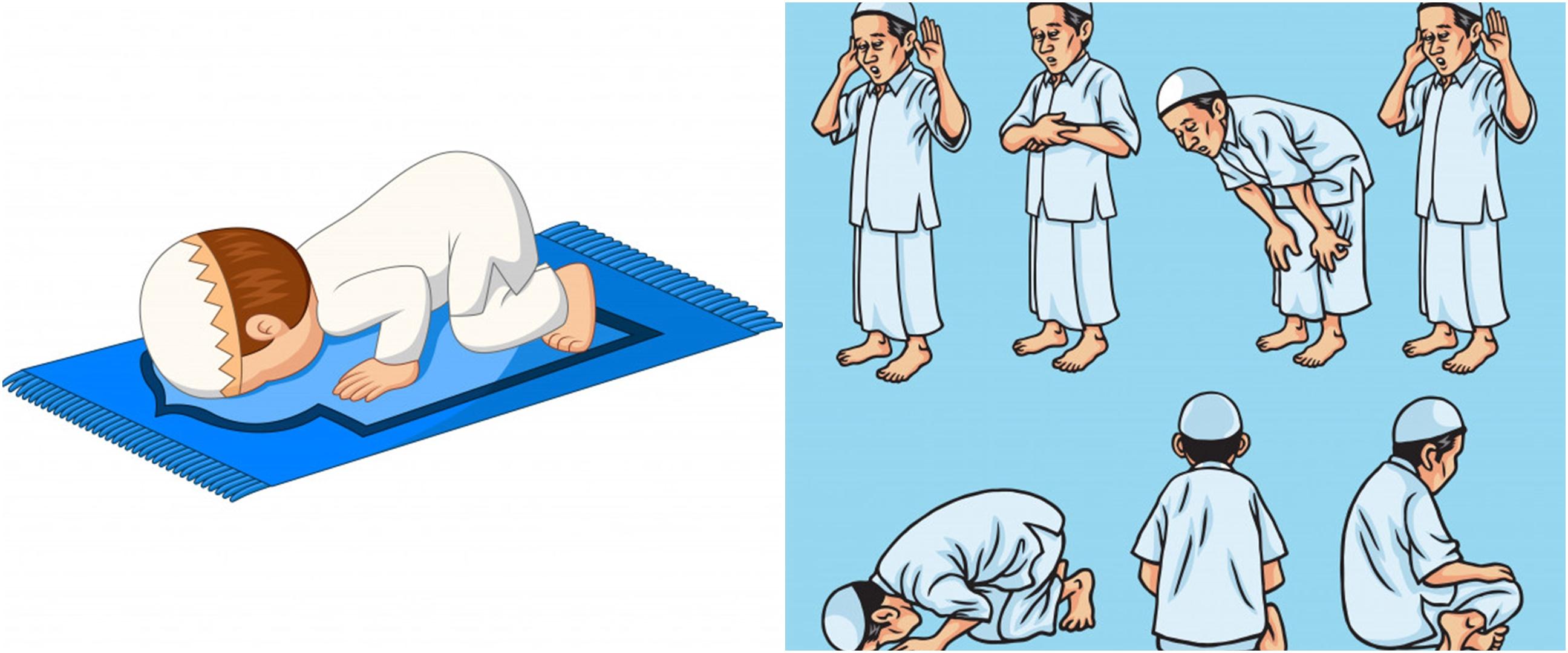 Makna gerakan sholat dan manfaatnya dalam Islam