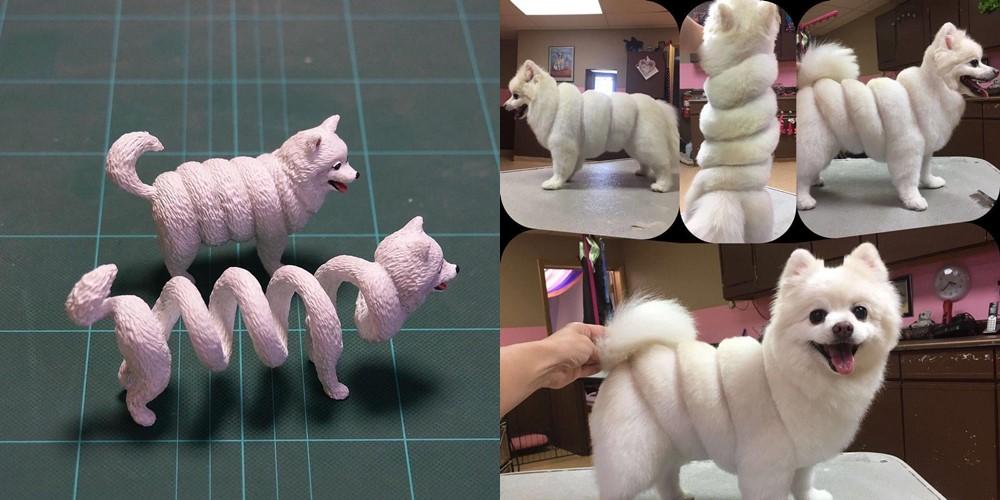 10 Momen lucu hewan ini dijadikan miniatur, hasilnya memukau