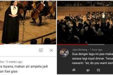 Isyana Sarasvati nyanyi lagu Mozart, 12 komentar warganet ini kocak