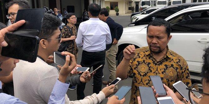 Wenseslaus Manggut terpilih kembali menjadi ketua AMSI pusat