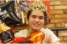 6 Momen ulang tahun Dul Jaelani, Amanda Caesa jadi sorotan
