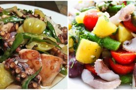 10 Resep olahan gurita ala rumahan, enak dan sederhana